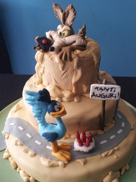 Torte Looney Tunes Cakemania Dolci E Cake Design
