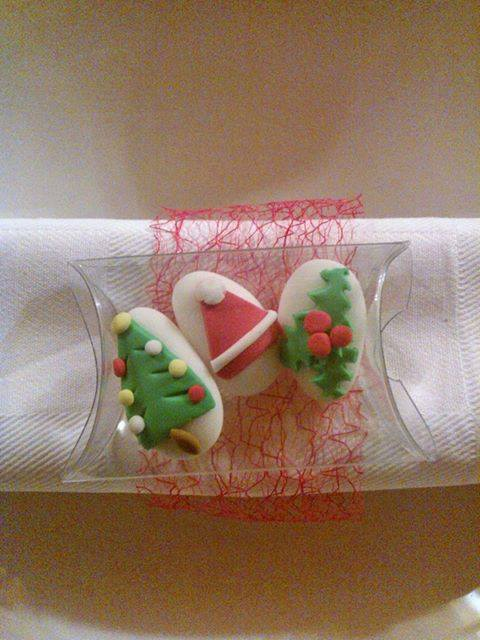 confetti decorati natale cakedesign