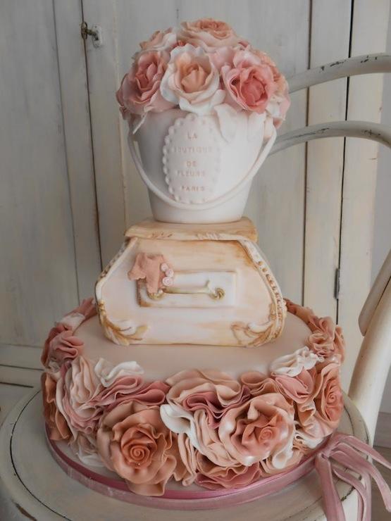 Torta Matrimonio Country Chic : Torte shabby chic cakemania dolci e cake design