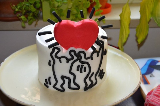 torte keith haring