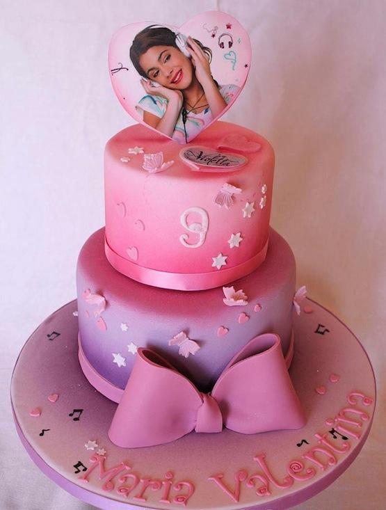 Torta Compleanno Violetta.Torte Violetta Cakemania Dolci E Cake Design