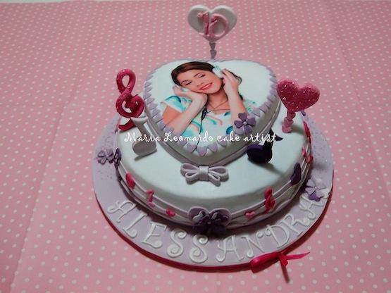 Le 10 migliori torte di Violetta - Cakemania, dolci e cake ...