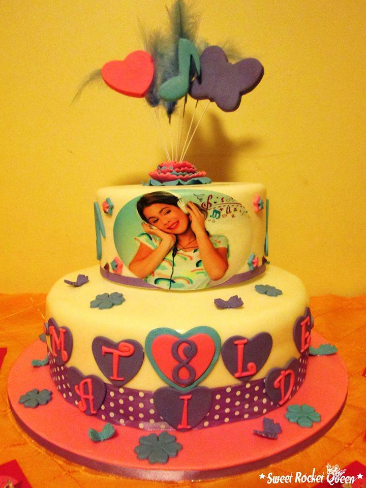 Cake Design Di Violetta : torta violetta sweet - Cakemania, dolci e cake design