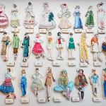 La storia della moda in una sfilata di biscotti © Sugar Rush Custom Cookies