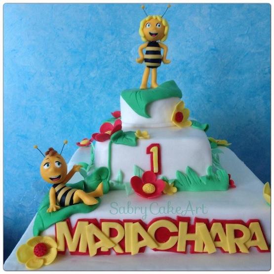 Le Cake Artist : Torte con l Ape Maia