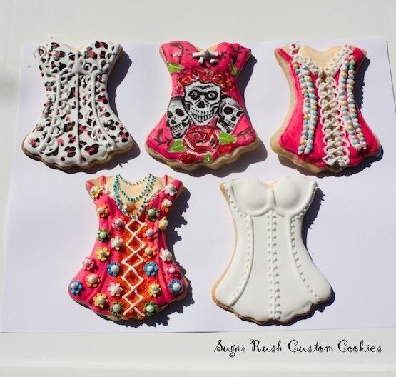 © Sugar Rush Custom Cookies