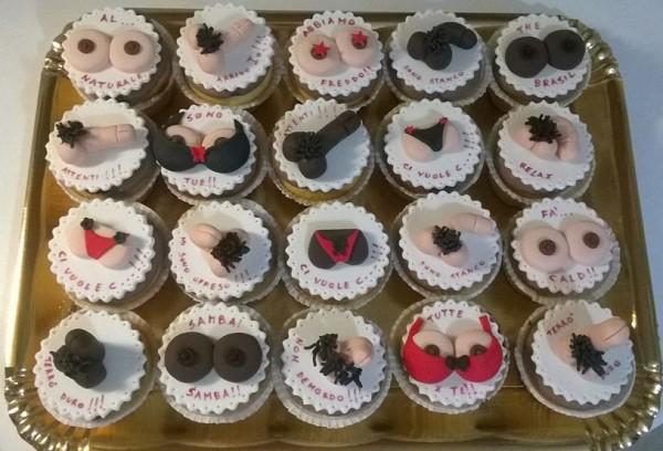 Una Hot Gallery Di Torte Cupcake E Biscotti Sexy
