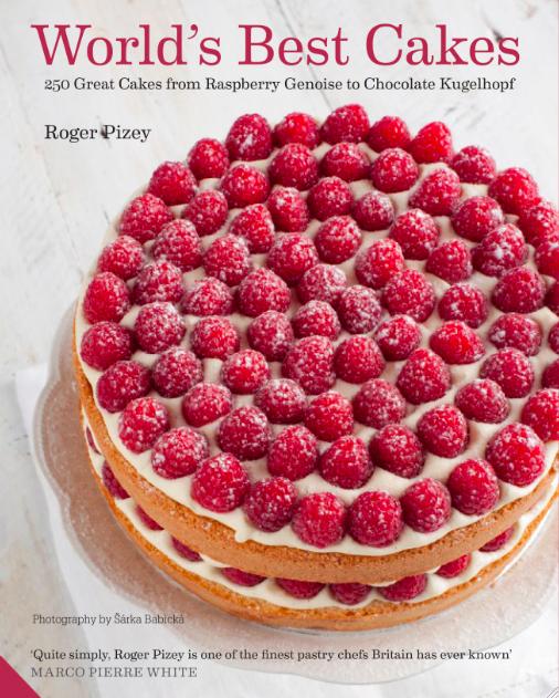 La copertina di World's Best Cakes. Photo © Šárka Babická