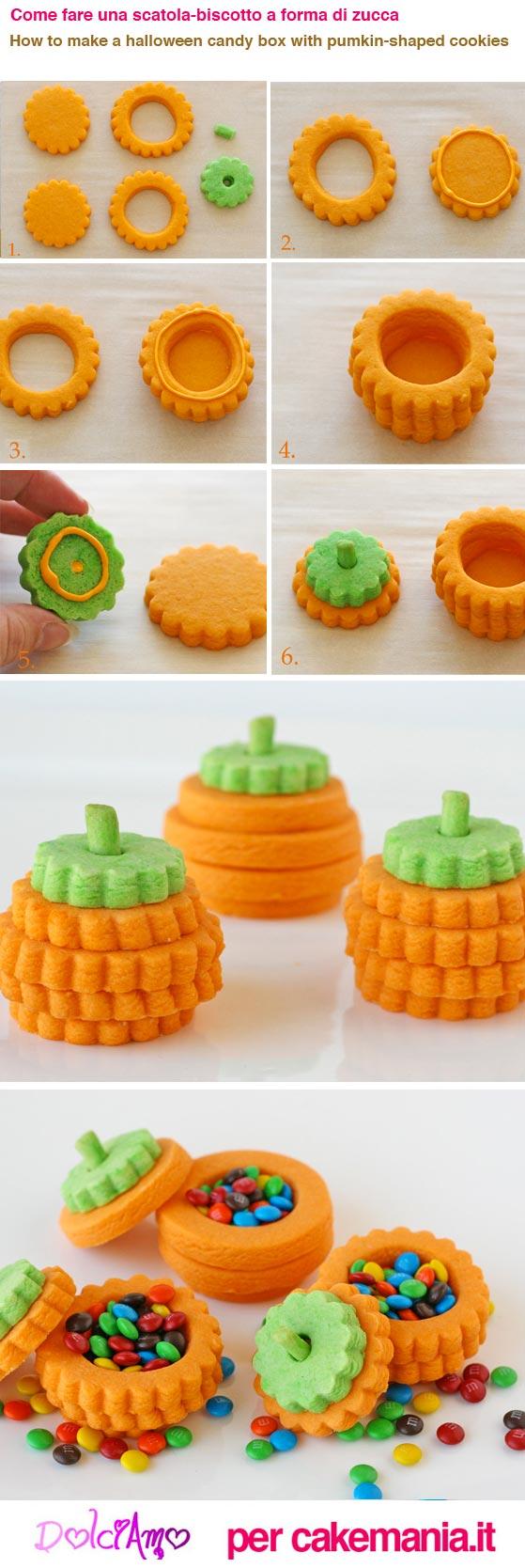 Biscotti Cake Design Ricette : biscotti-halloween-cakemania - Cakemania, dolci e cake design