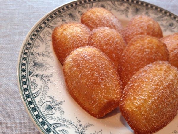 Ricette Segrete Cake Design : Madeleine: la ricetta originale francese - Cakemania ...