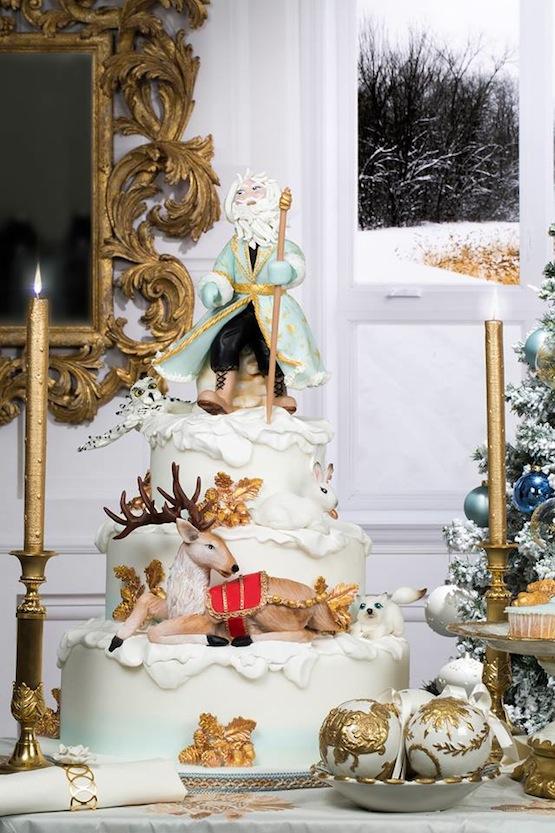 Renato Ardovino Cake Design Book : Il Natale secondo Renato Ardovino - intervista - Cakemania ...