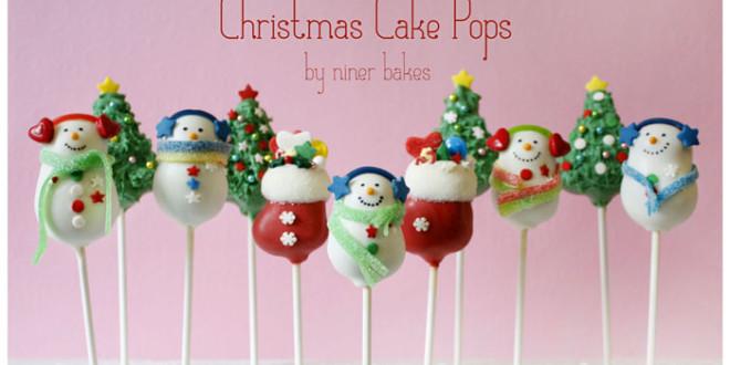 Snowman Cake Pop Ideas