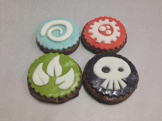 Cake Design Ricette Pasta Di Zucchero : skylanders biscotti pasta di zucchero - Cakemania, dolci e ...