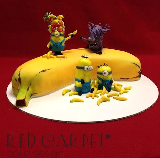 ? Red Carpet Cake Design