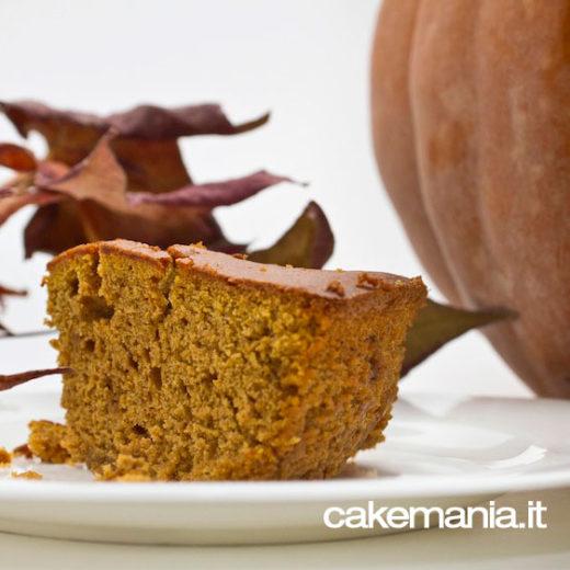 torta ricetta zucca spezie