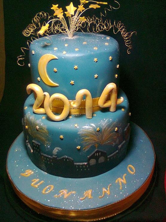 Torta Capodanno Idee Di Cake Design Per Festeggiare L