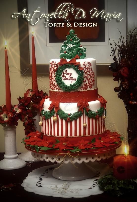 Le Torte Di Natale Dei Cake Designer Pi 249 Famosi D Italia