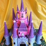 Princess Castel ©Red Carpet Cake Design