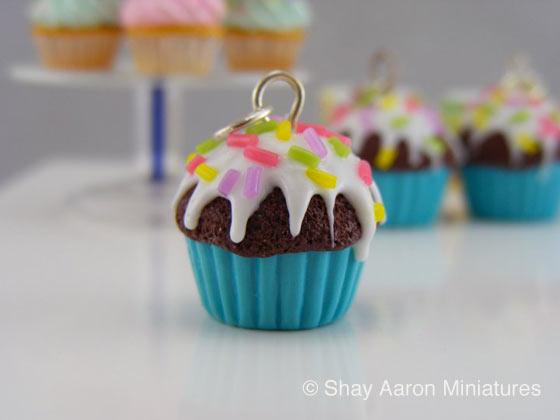 cupcake in miniatura