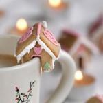 gingerbread house, casette di pan pepato, pan di zenzero