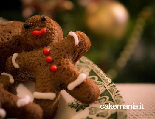 gingerbread torta panpepato