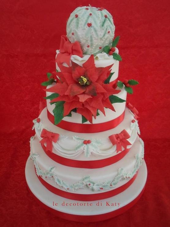 Christmas Cake Cheesecake