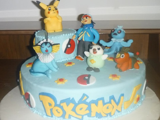 torte pokemon cakemania dolci e cake design. Black Bedroom Furniture Sets. Home Design Ideas