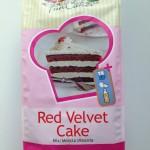Il pacco di Red Velvet Cake Mix di Fun Cakes da 1000gr