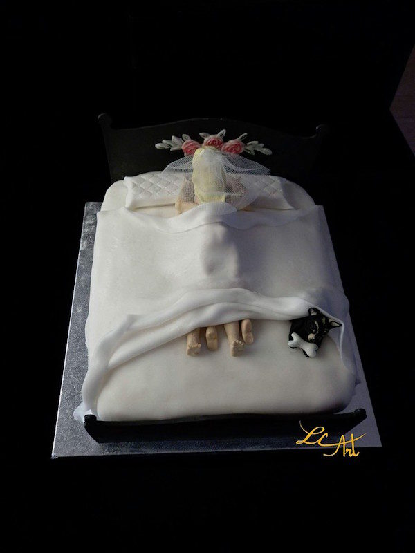 torta letto sexy