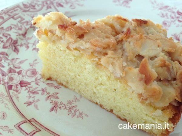 Ricette Segrete Cake Design : Ricetta - Toscakaka, torta svedese con crosta di mandorle ...