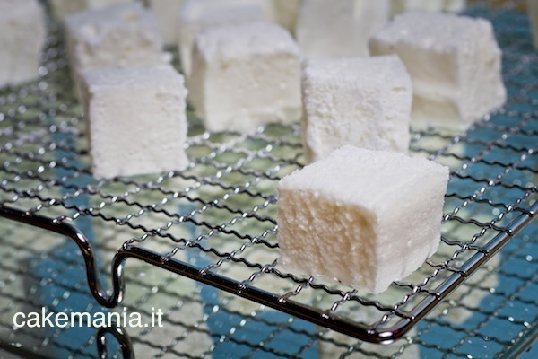 Marshmallow fatti in casa. Photo © Federico Casella per Cakemania®