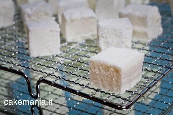 Marshmallow fatti in casa. Photo © Federico Casella per Cakemania®