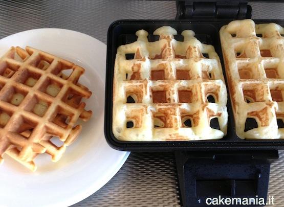 Waffle quasi pronti