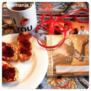 #colazione tardi per di #SanValentino, con #regalo a #sorpresa ❤️…