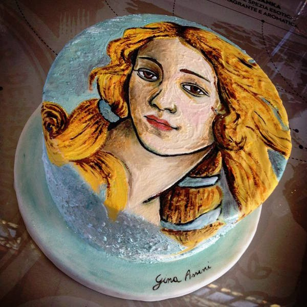 torta botticelli cake