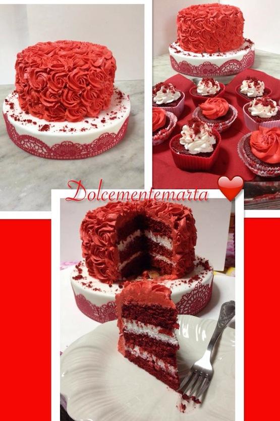 La torta san valentino secondo il popolo cakemaniaco