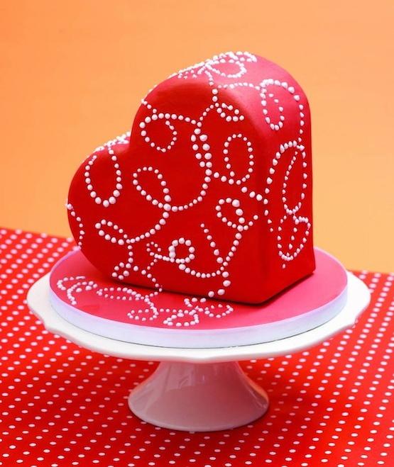 torta cuore san valentino 1
