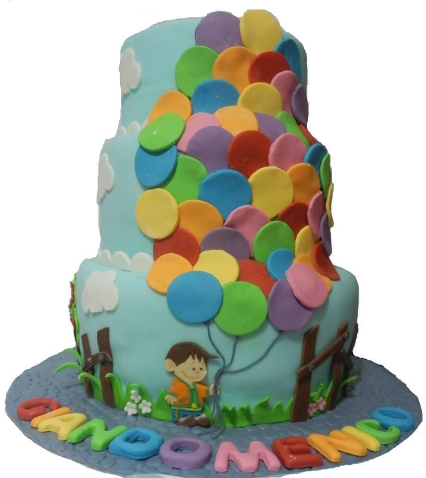 Torte Cake Design Per Bambini Immagini : Torte per bambini piccoli - Cakemania, dolci e cake design