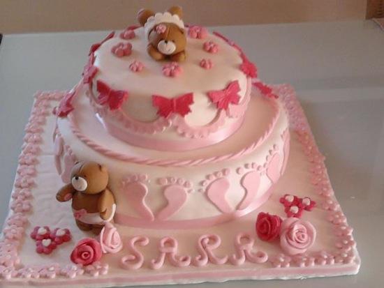 Molto Torta compleanno 1 anno - idee per torte decorate con orsetti e  CU28