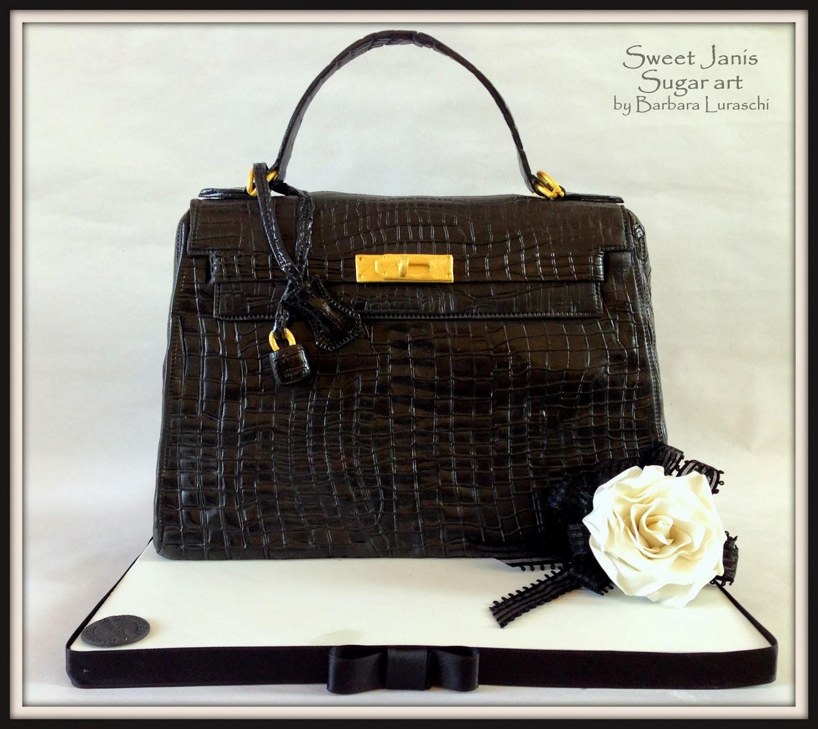Torta Hermès © Sweet Janis