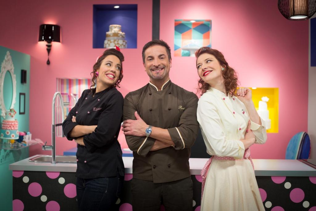 Renato Ardovino Cake Design Book : Renato Ardovino conduce un nuovo programma su Real Time ...