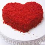 red velvet cake torta