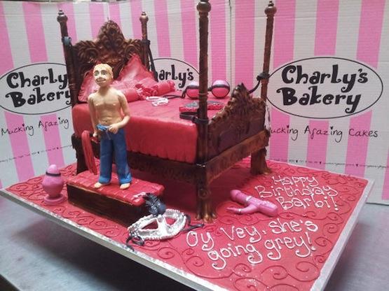 torta 50 sfumature