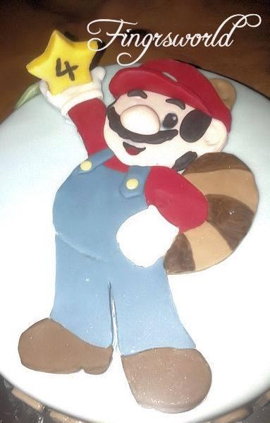 Torte Decorate Con Super Mario Bros Cakemania Dolci E