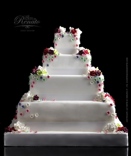 Cake Design Torino Prezzi : Le 10 wedding cake bianche pi? belle - Cakemania, dolci e ...