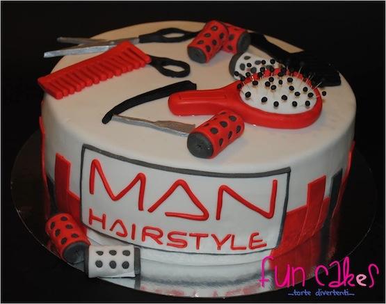 Torte Per Un Parrucchiere Cakemania Dolci E Cake Design