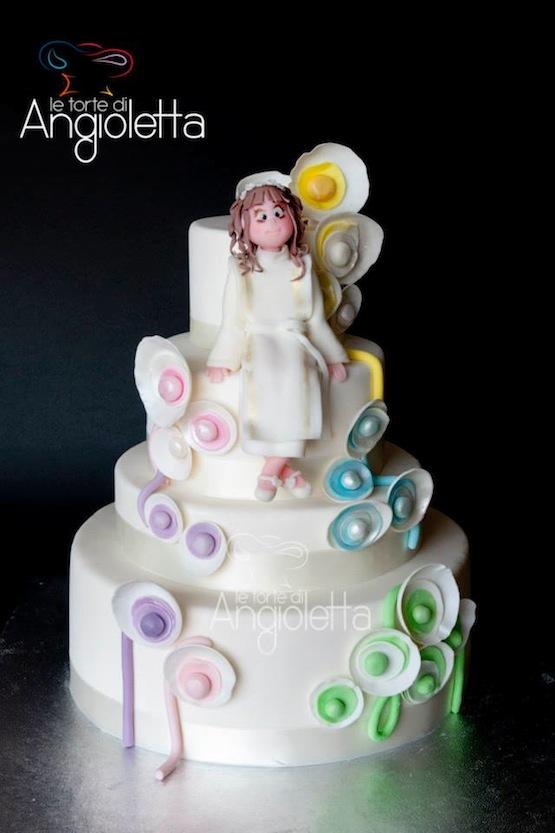 Molto Le 10 torte per la Prima Comunione più belle JY93