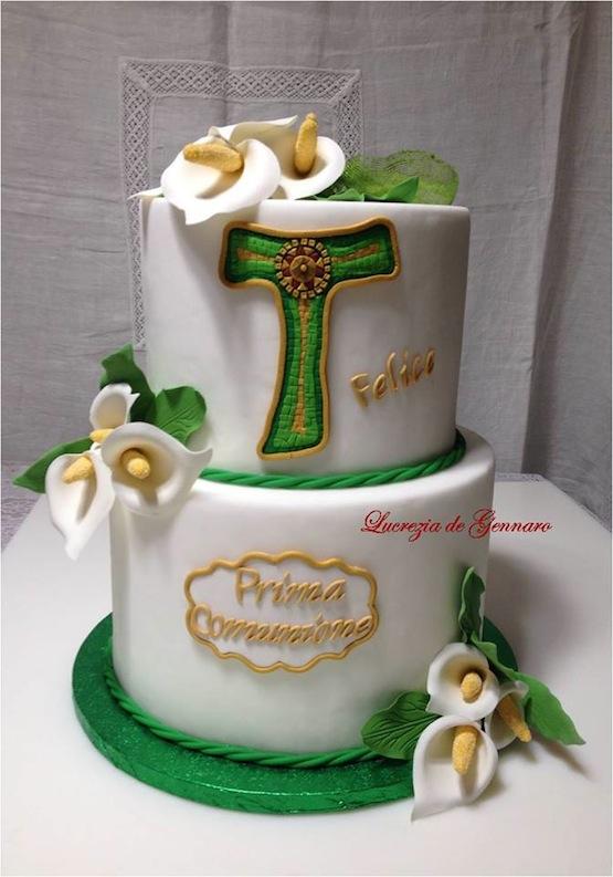 Favoloso Torte per la prima comunione ma anche biscotti e cupcake QR33