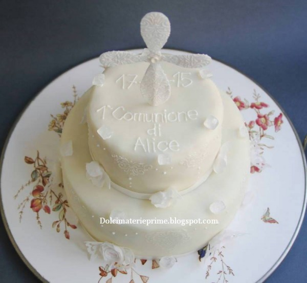 Famoso Torte per la prima comunione ma anche biscotti e cupcake AF22