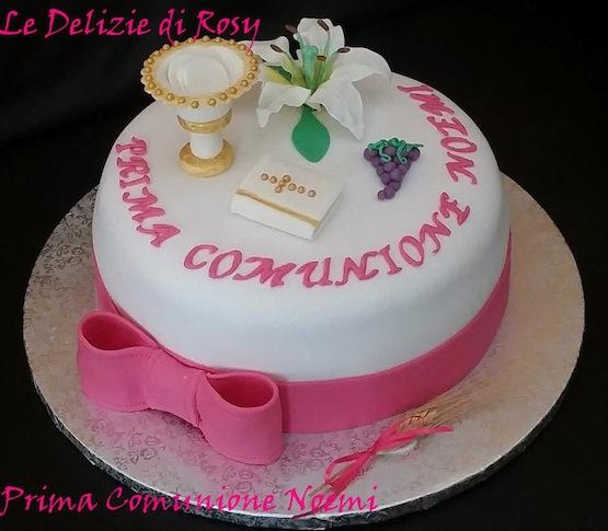 torte prima comunione 9